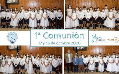 Primeras Comuniones 2020