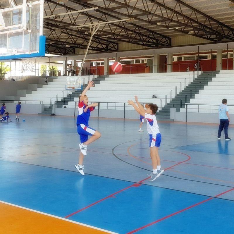 Paraescoolares baloncesto jesuitas Alicante