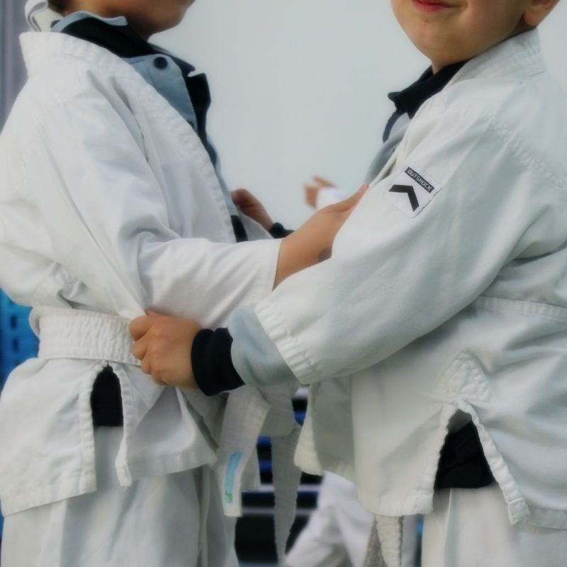 Paraescolar judo infantil