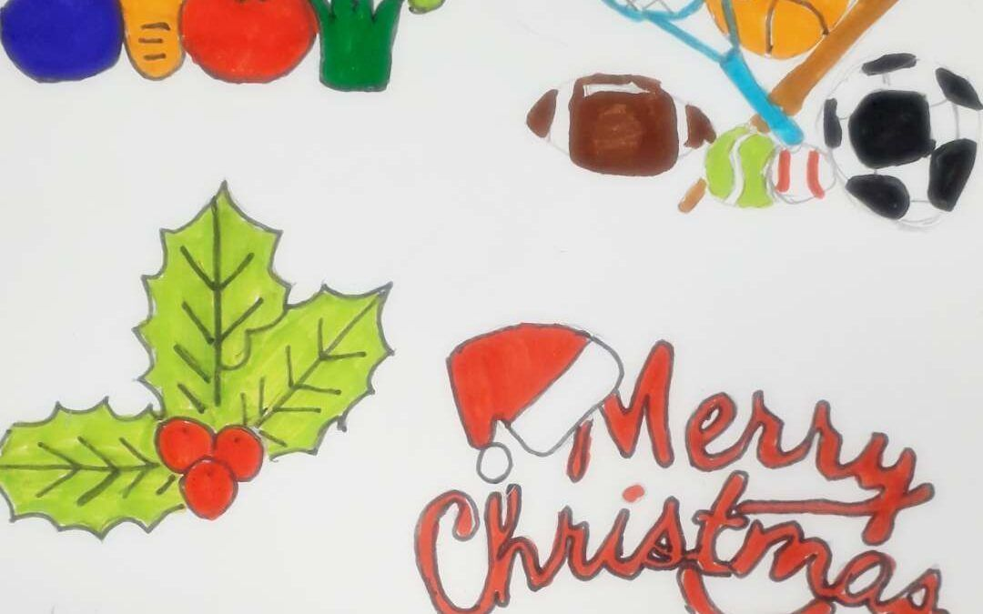 Erasmus+  «Healthy Christmas Cards»