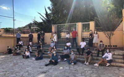 Acogida a los nuevos alumnos en tiempos de COVID