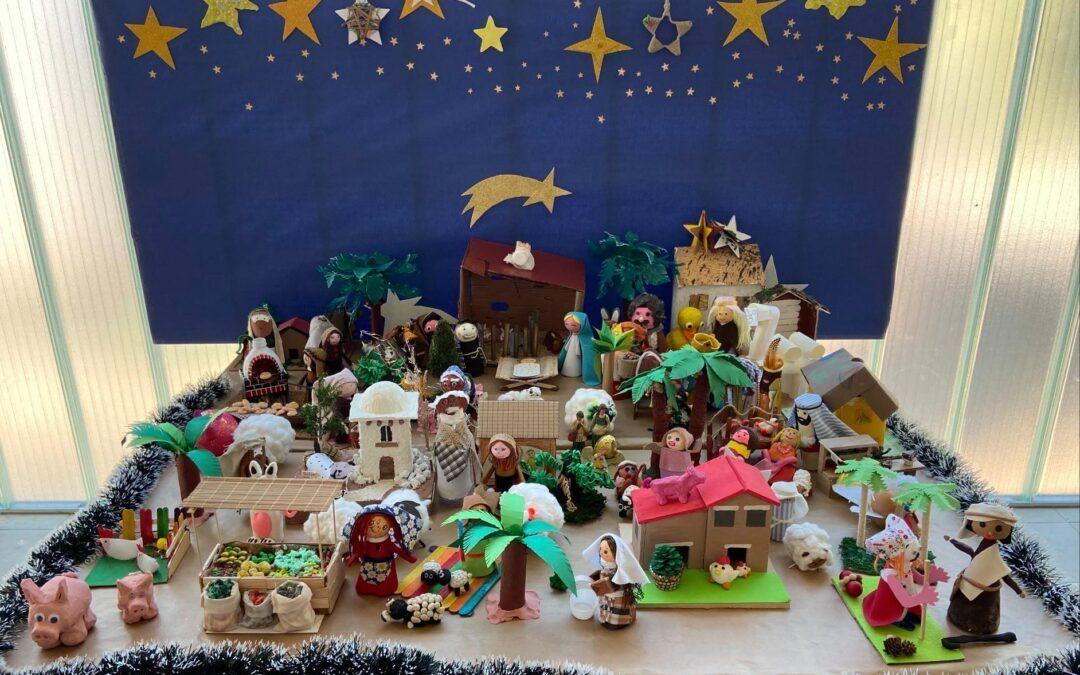 A pesar de la COVID 19… celebramos la Navidad