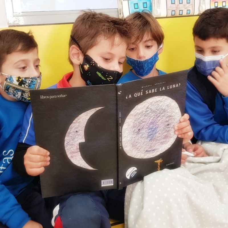 Extraescolares Club de Lectura