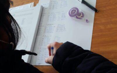 Exámenes intermedios 3ª evaluación  2º bachillerato