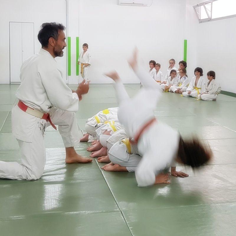 Paraescola judo primaria