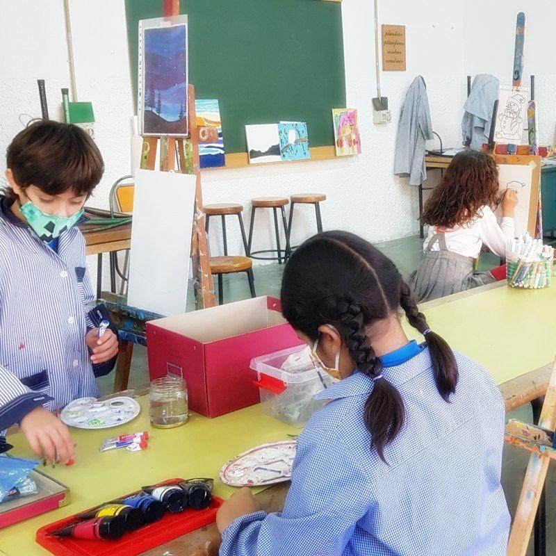 Paraescolares Dibujo Pintura