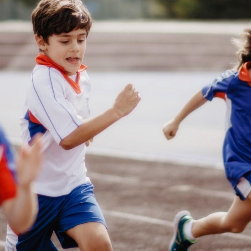 Escuela de running paraescolares jesuitas Alicante