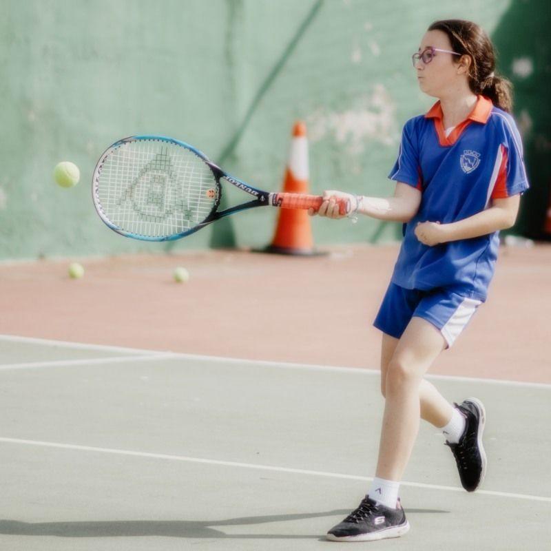 Escuela de tenis paraescolares Jesuitas Alicante