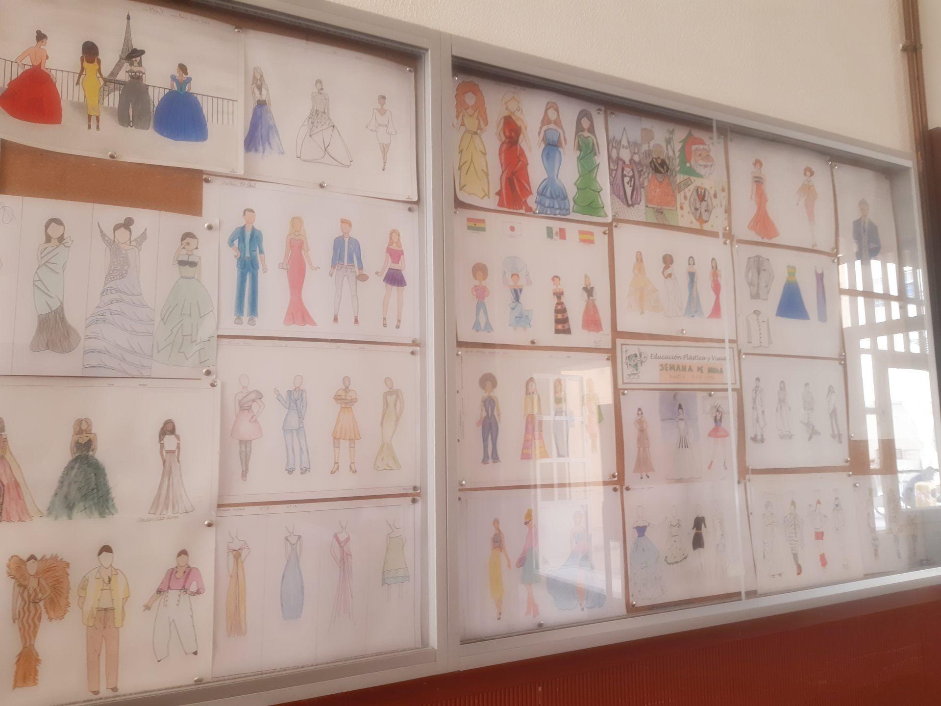 Diseño de moda 2021