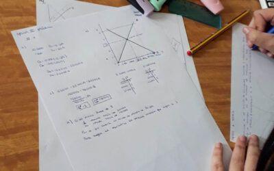 Exámenes Finales  2º bachillerato