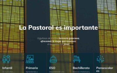 Nueva página web del Colegio