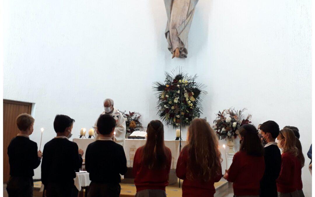 Renovación de las promesas del bautismo