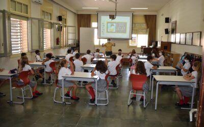 La evolución del coronavirus en el Colegio Inmaculada Jesuitas de Alicante
