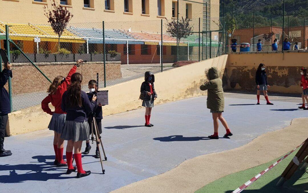 Taller de Audiovisuales en el Tercer Ciclo de Primaria