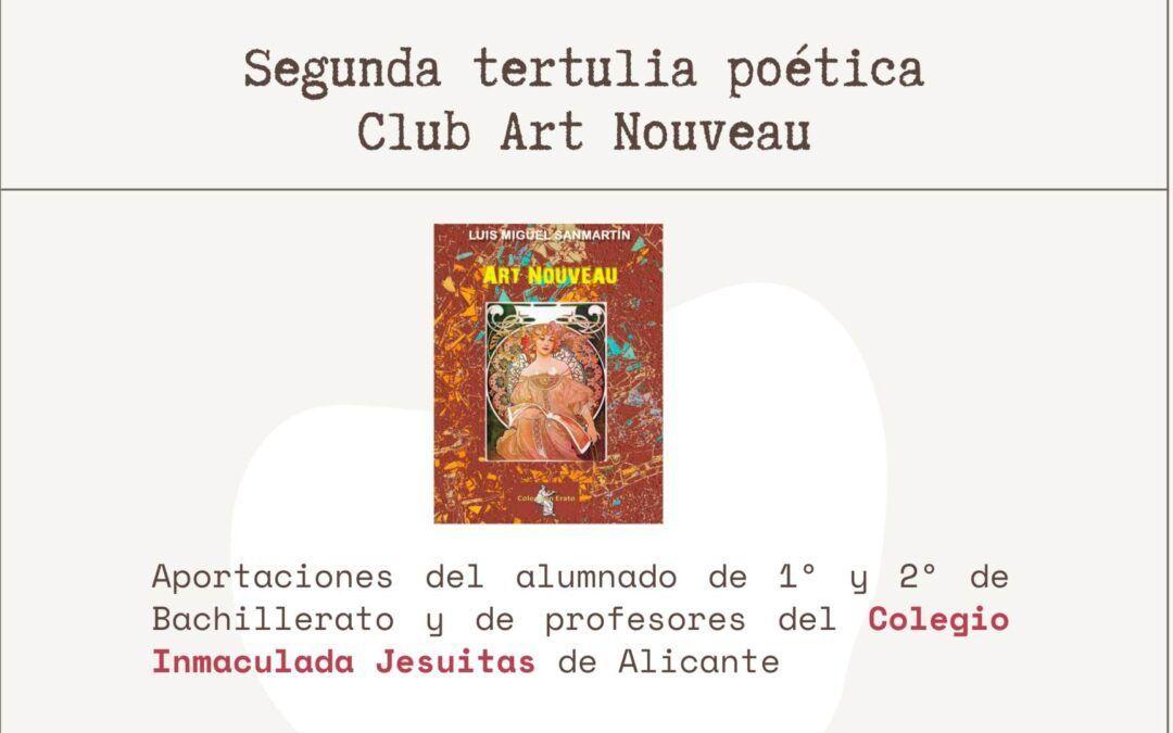 Los poemas de Luis Miguel Sanmartín impactan de una forma especial