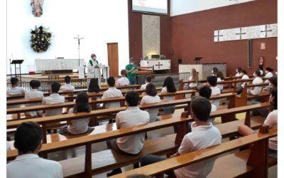 Eucaristía Inicio de Curso – 1º E.S.O.