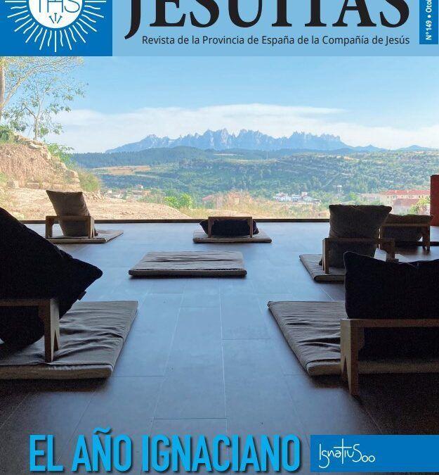 Revista Jesuitas. Otoño 2021